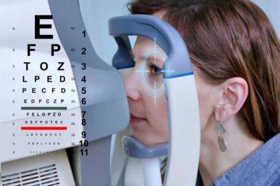 Centre ophtalmologique à Osny - RDV Presbytie