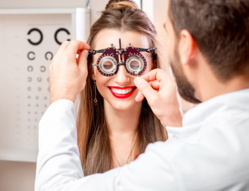 Qu'est-ce que l'astigmatisme ?