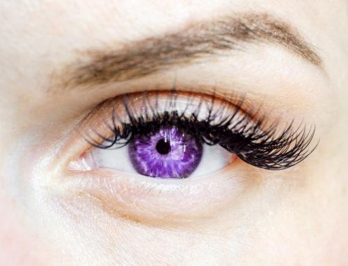 Les lentilles cosmétiques, un accessoire de beauté qui n'est pas sans danger