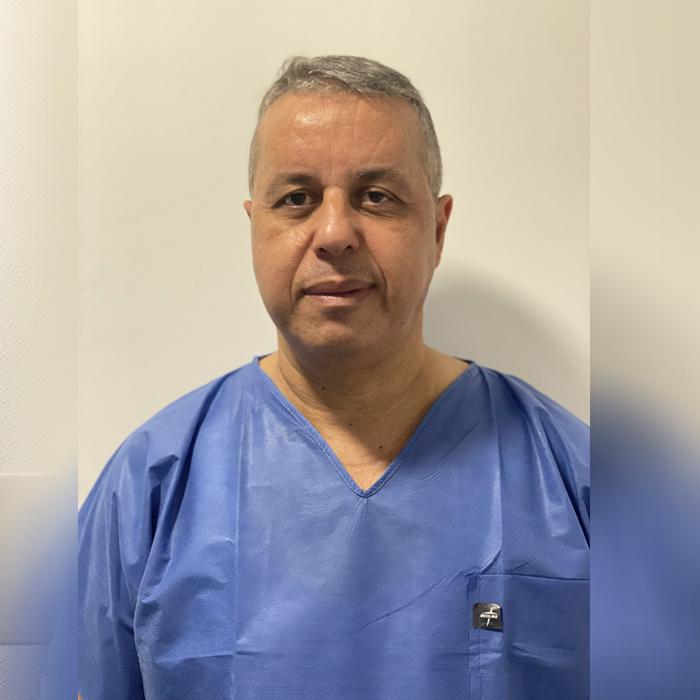 Dr Nacer Blalta - Ophtalmologue à Osny